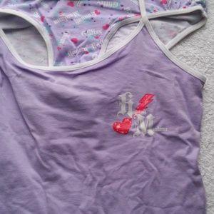 Disney Accessories - Girls 2pc Hanna Montana Bra/Pantie set.